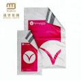100% matériel biodégradable LDPE Courier personnalisé imprimé expédition courrier en plastique sacs de livraison
