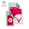 100% Biodegradable Material LDPE Courier Custom Printed Mail Shipping Plastic Delivery Bags