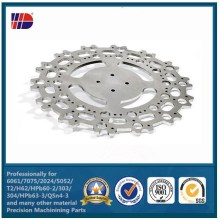 Professional Custom Precision Sheet Metal Laser Cutting Parts