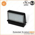 Lámpara listada UL Dlc IP65 para exterior de 150W LED Wall Pack