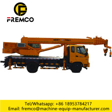 Small Telescopic Boom Truck Cranes with Good Quality