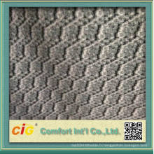 Polyester Jacquard Design Thick Car Seat tissu