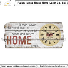 Low MOQ Custom Wall Clock