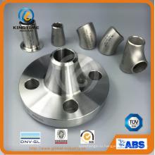 Горячая Продажа А182 F51 Двухшпиндельная Нержавеющая сталь кованые Фланец (KT0366)