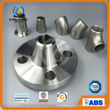 Vente chaude A182 F51 duplex en acier inoxydable forgé bride (KT0366)