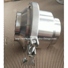 Sanitary Stainless Steel Nrv Check Valve