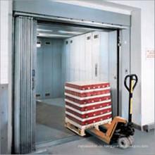Wechselstrom-Antrieb 1000kg Lager-elektrischer Fracht-Aufzug