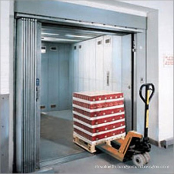 AC Drive 1000kg Warehouse Electric Freight Elevator