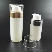 Botella vacía de acrílico plástica de la loción de 30ml 50ml (NAB44)