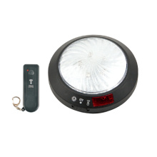 Remote control LED tent light