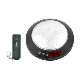 Remote control LED tent light