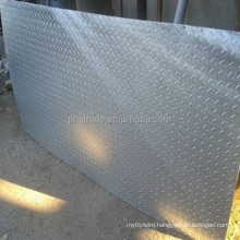 Hot dipped galvanized Checkered plate /Tear Drop Pattern
