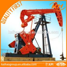 Unidad de bombeo de la viga del aceite de API 11E c con el precio de fábrica para la venta caliente