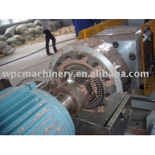 PE WPC recycled machine line