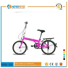 20 inch girl kids folding bike