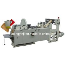 Máquina de bolsa de papel inferior de pan V