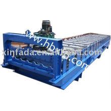 FD860 Farbe Stahl Fliesen Roll Umformmaschine