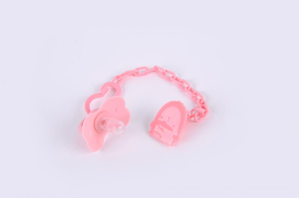 Baby Pacifier With Chain Holder