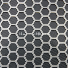 Lubang Profil Perforated Metal Mesh