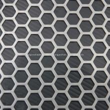 Profile Holes Perforated Metal Mesh