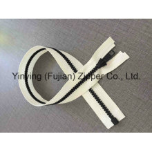 Yyc 5# Long Open End Plastic Zipper for Sports Wear