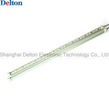 DC24V 14.4W rodada tubo luz estilo LED gabinete barra de luz