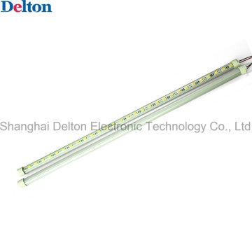 DC24V 14.4W Round Tube Light Style LED Cabinet Light Bar