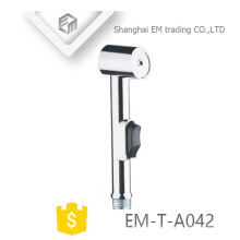 EM-T-A042 Hot Sale Toilet Bathroom ABS shattaf Sanitary accessory