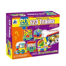 Количество детей поделки игра-головоломка для продажи (10222967)