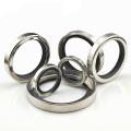 Anéis de vedação estática de metal venda quente