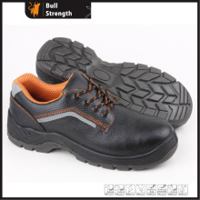 Industrial Leather Safety Shoes with Steel Toecap (Sn5337)