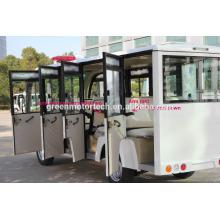 Mini elektrischer niedriger Preis 23 Sitzer Sightseeing-Bus zu verkaufen