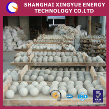 Hot sale !!! Ceramic refractory Ball, Fire-Resistant high alumina refractory Ball