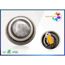 Stainless Steel 18W LED Swimming Pool Light 12 Volt 6000K W