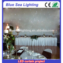 Stage Equipment Wedding Decoration Lights LED Curtain