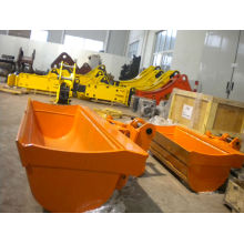 ZOOMLION excavator tilt bucket, tilt bucket for excavator
