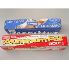 estándar de aluminio