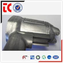 China berühmte polierte Aluminium-Druckguss pneumatische Werkzeugabdeckung