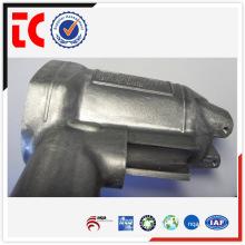 Couvercle d'outil pneumatique en fonte moulée en aluminium brillant en Chine