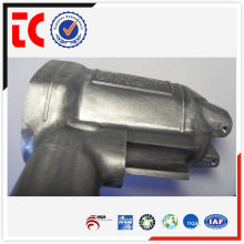 China famous polished aluminum die cast pneumatic tool cover