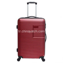 Attractive PET material trolley case set