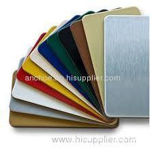 Pvdf Acp/acm Aluminum Composite-plastic Panel Alucobond