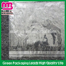 Durchsichtiger OPP-Taschen-kundenspezifischer Farbdruck für Hochzeits-Süßigkeits-Tasche