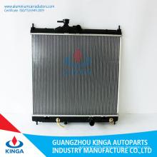 for Nissan Nv200′09 Aluminum PA16 Profile Aluminum Alloy Radiator