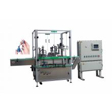 Nail Polish Filling & Plugging And Capping Machine
