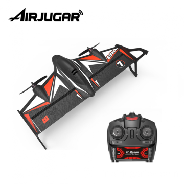 Avion RC à décollage / atterrissage vertical