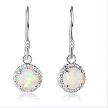 Opal Stone Hot Sale Popular Jewelry Opal Earring for Women