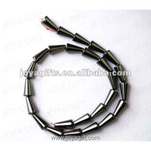 """8x16MM Loose Magnetic Hematite Square Beads 16"""""""