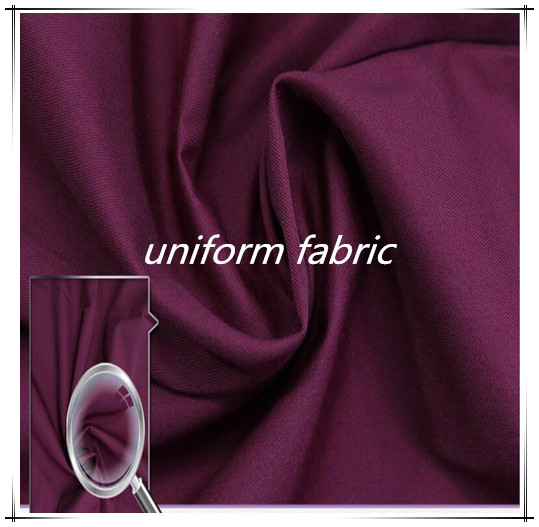 TC 80 20 Twill Fabric Dyed Continuous For Garments