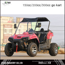 2016 New Adult Pedal Go Kart 150ccm / 200cc Buggy zum Verkauf